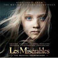 メール便で送料無料!輸入盤CDスーパーセール★【輸入盤CD】 Soundtrack / Les Miserables Soun...
