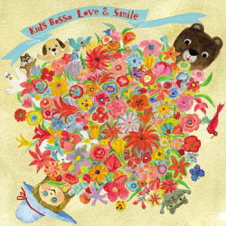 【CD】KIDSBOSSA/Love&Smile-キッズボッサ/ラブアンドスマイル【楽ギフ_包装】【楽ギフ_のし宛書】