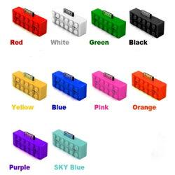 iPod・iPhone用ブロック型スピーカーiBlock