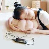 お昼寝 枕 スピーカー [クッション][SLEEPING PILLOW SPEAKER][スリーピング ピロー スピーカー]