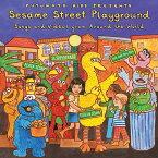 【CD】 Sesame Street Playground - セサミストリートプレイグラウンド [Putumayo Kids Presents] 【メール便(ゆうパケット)送料無料】