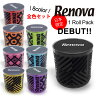 【全色8色セット】 日本限定パッケージ!Renova 1Roll Pack - レノヴァ レノバ お試し用にもちょっとしたプレゼントにもぴったりです。0113_flash