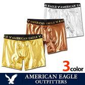 \15%ポイントバック/【American Eagle】アメリカンイーグルボクサーパンツ 金 銀 銅 ゴールド・シルバー・ブロンズ ae1822