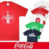 【ゆうパケット送料無料】メンズTシャツCOKEコカ・コーラファンタスプライト6種類coke01