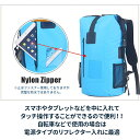 防水バッグ バックパック リュック 撥水でない防水です 自転車バイク アウトドア OUTDOORに 30L ks01 2