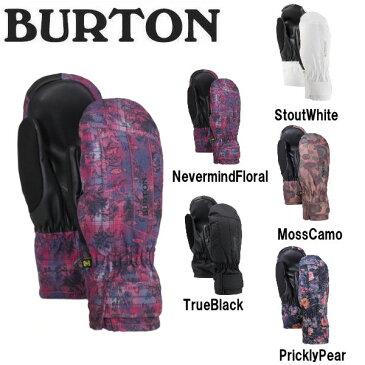 【BURTON】バートン 2018-2019 Women's Burton Profile Under Mitten レディース スノーグローブ ミトン ミット 手袋 スノーボード XS・S・M 5カラー【あす楽対応】【BURTON JAPAN正規品】