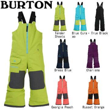 【BURTON】バートン 2019-2020 Toddlers Burton Maven Bib Pant スノーボードウェア オーバーオール つなぎ ビブパンツ キッズ 子供用 2T・3T・4T・5/6 8カラー【BURTON JAPAN正規品】【あす楽対応】