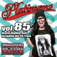 【DJ BO】Platinumz Vol.85/HIP HOP R&B/MIX CD