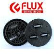 【FLUX BINDING 】フラック ビンディング バートン板用 3ホール ディスク プレート BURTONのボードに取り付けるパーツ 3HOLE DISCS バインディングパーツ/2個セット【あす楽対応】