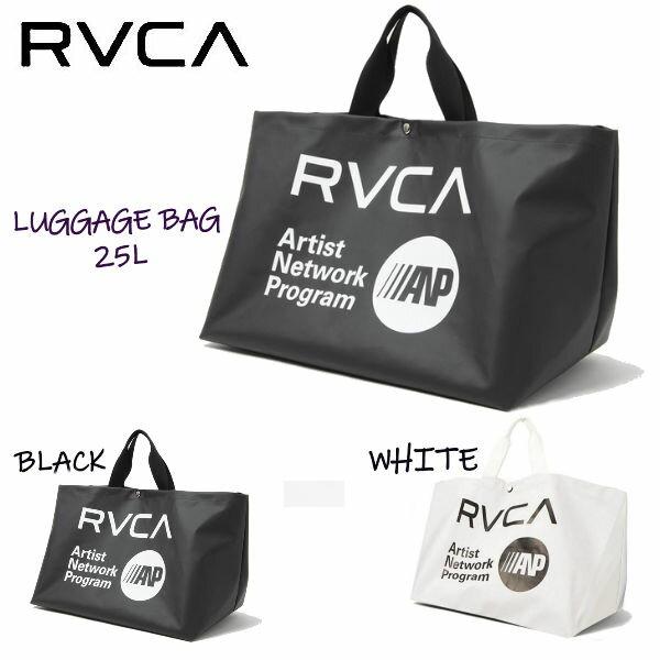 RVCA ルーカ2020春夏RVCAメンズレディースユニセックスLUGGAGEBAG25LトートバッグBAGバッグスケートボー