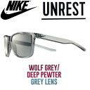【NIKE SB】ナイキ 2017春夏 UNREST サングラス WolfGrey-DeepPewter GreyLens【あす楽対応】