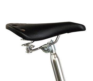 【送料無料シボレー折りたたみ自転車】ホワイト/白【20インチ折りたたみ自転車外装6段変速ギアLEDオートライト鍵付きかご付き】CHEVROLETCHEVY(シェビー)自転車FDB206-SE