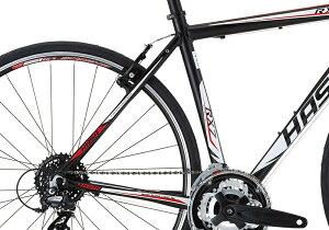 <関東限定特別価格>700c 外装24段ギア クロスバイク ALTUS SHIMANO CROSS RX-7 HASA 自転車 クロスバイク 460mm フレームサイズ ブラック×レッド RX7 HASA クロスバイク 送料無料 外装24段ギア 700c。ロードバイクのハイクラスと類似したデザイン・グラフィックを持つクロスバイク。妥協のない、高性能HASA クロスバイク。 自転車 クロスバイク ハサ