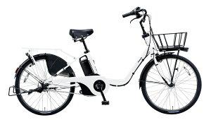 電動自転車 パナソニック Panasonic ギュットステージ KE-ELMU23 R 22インチ アクティブホワイト 白 電動アシスト自転車 格安 激安 電動自転車 電動アシスト自転車 電動ママチャリ 送料無料 BAA 軽