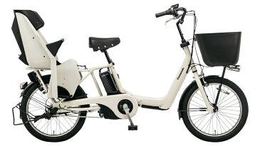 電動自転車 パナソニック Panasonic ギュット アニーズ KE 20インチ 電動アシスト自転車 2018年モデル 激安 格安 BE-ELKE03F ホワイトグレー 通販 おしゃれ