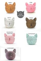 【ラタン猫ロール~可愛いネコの形のロールティッシュケース/ねこロール/ネコロール】