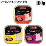 アニモンダ 猫用 フォムファインステン キトン 100g缶
