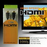 3D対応HDMIケーブル