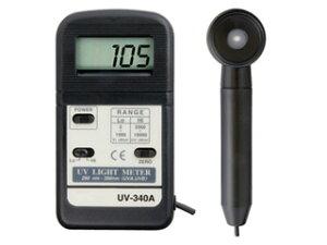 送料無料 UV-340A デジタル紫外線強度計 M39M【RCP】P16Sep15