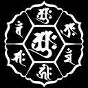 【守護梵字ロゴマークステッカー】アーク梵字デカールステッ...