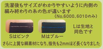 5本指ソックスベーシック(婦人用)Sサイズ【6000】