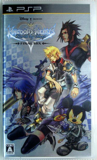 【中古ゲームソフト・PSP】キングダムハーツ バースバイスリープ ファイナルミックス