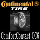 【195/65R15】Continental Tire・ComfortContact CC6・コンチ...