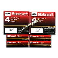 【FORD純正】MOTORCRAFTSP-514スパークプラグ8本セット/フォード/リンカーン/V8用