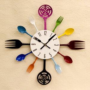置き時計 掛け時計 デザインウォールクロック キッチン デザイン ウォール