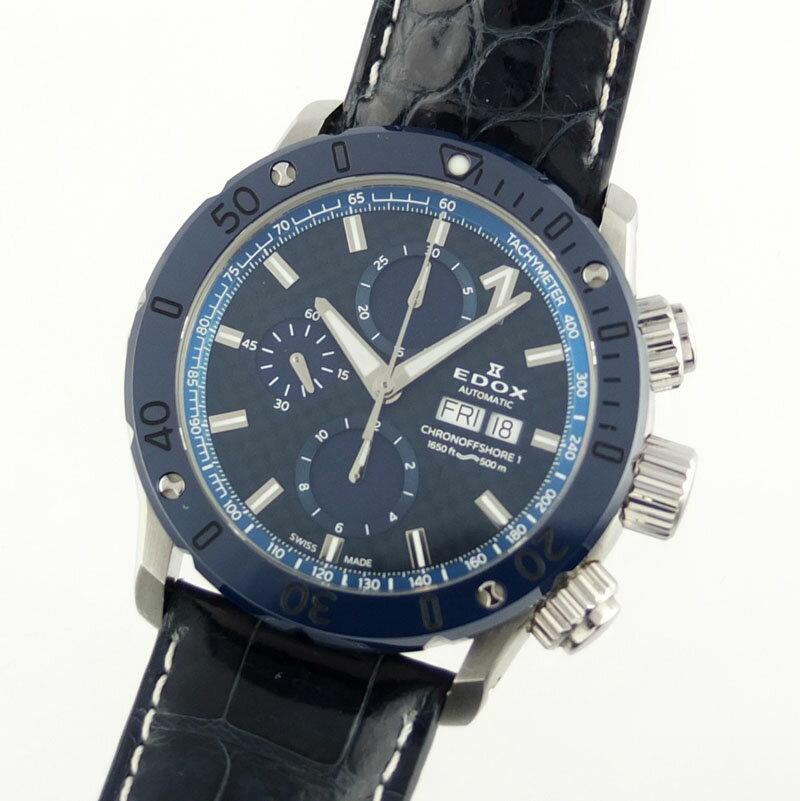 腕時計, メンズ腕時計  EDOX 1 01122-3BU3-BUIN3-L SS
