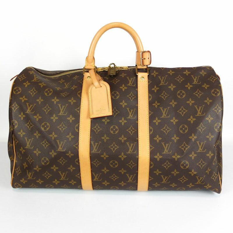 男女兼用バッグ, ボストンバッグ  LOUIS VUITTON 50 M41426