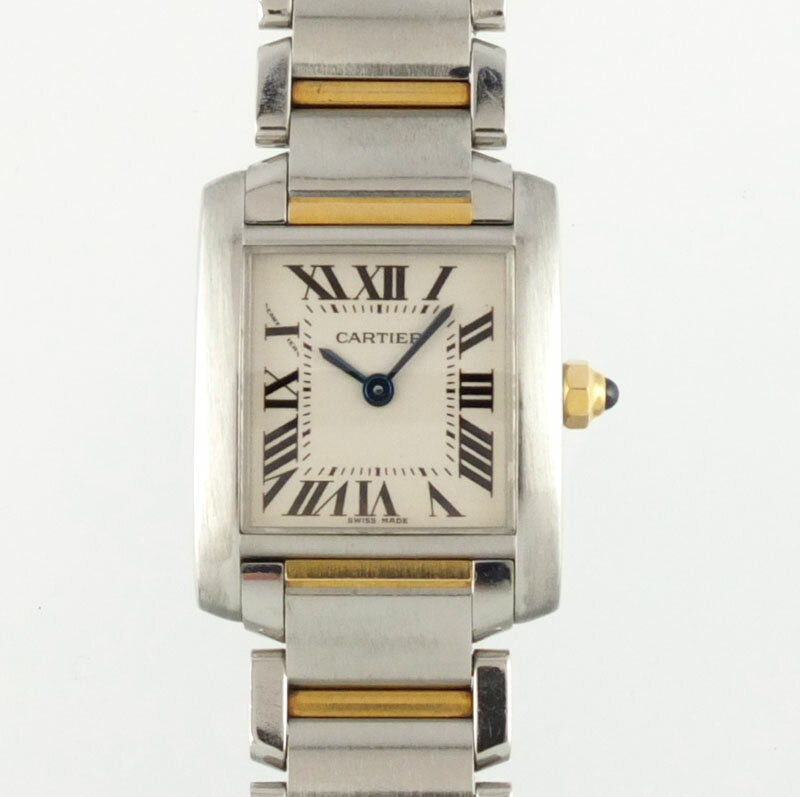 腕時計, レディース腕時計  CARTIER SM W51007Q4 SS K18