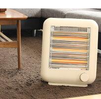 ±0遠赤外線電気ストーブスチーム付きプラマイゼロプラスマイナスゼロスチーム機能付きの遠赤外線タイプのヒーター補助暖房から小さいお部屋ならメイン暖房として加湿しながら乾燥防止に