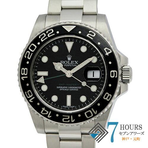 腕時計, メンズ腕時計 101925ROLEX 116710LN GMT GMT2 V SS WATCH