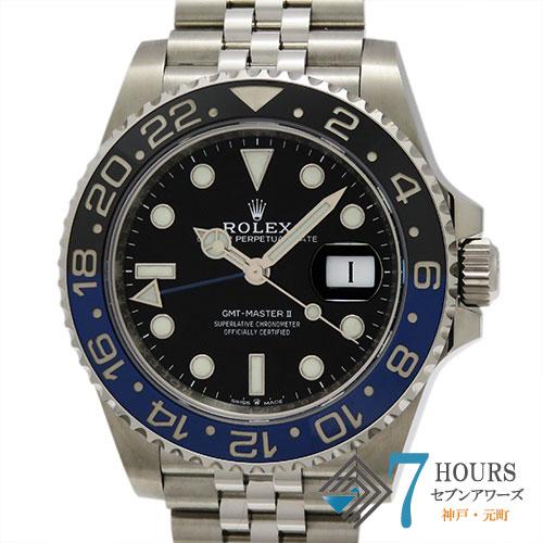 腕時計, メンズ腕時計 103077ROLEX 126710BLNR GMT2 SS