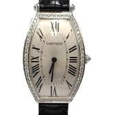 カルティエ(Cartier) トノーダイヤベゼル 【中古】