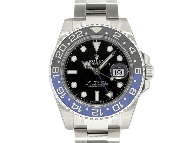 腕時計, メンズ腕時計  GMT2 116710BLNR 2016