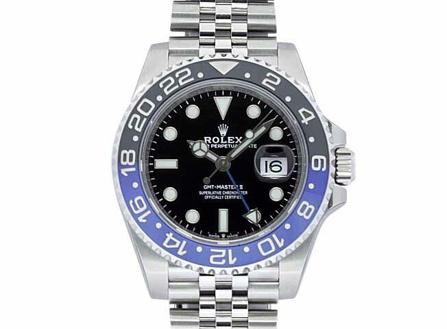 腕時計, メンズ腕時計  GMT2 126710BLNR 2020
