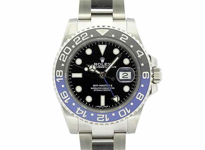 腕時計, メンズ腕時計  GMT2 116710BLNR 2019