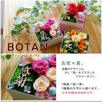 BOTAN/プリザーブドフラワー花ギフト