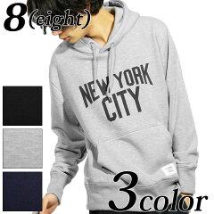 パーカー パーカ メンズ パーカー スウェット プルオーバー NEWYORK CITY ロゴ …