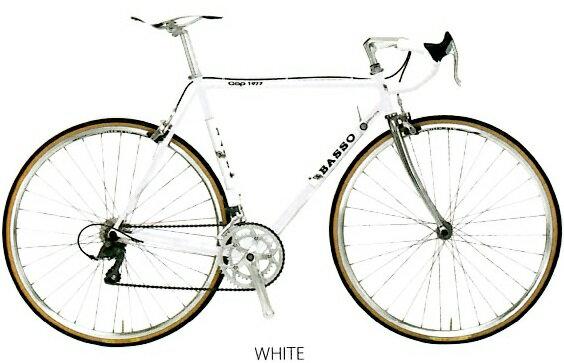 自転車・サイクリング, ロードバイク BASSO () GAP1977( 1977) CLARIS 2021