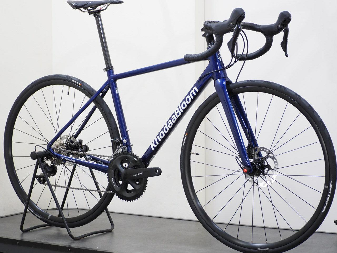 自転車・サイクリング, ロードバイク KhodaaBloom() STRAUSS() DISC 105 2021