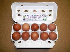 農家だから出来る、新鮮な野菜を食べさせた卵です。変な臭みや生臭さがありません。産み立てを...