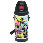 仮面ライダー エグゼイド 水筒 ステンレス ダイレクトステンレスボトル 600ml 送料無料(ただし北海道、沖縄、離島等は別途送料がかかります、ご了承ください)