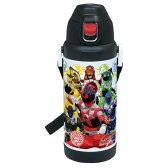 キュウレンジャー 水筒 ステンレス ダイレクトステンレスボトル 600ml 送料無料(ただし北海道、沖縄、離島等は別途送料がかかります、ご了承ください)