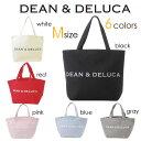 【DM便送料無料】DEAN&DELUCA tote bagディーン&デルーカ トートバッグ Mサイズ キャンバス マザーバッグ エコバッグ
