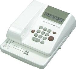 【送料無料】電子チェックライター10桁リピート印字抹消機能コクヨIS-E22