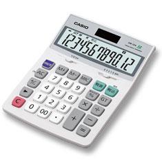 数字が大きくて見やすい!大特価! 12桁特大表示電卓 カシオ DW-20A-N