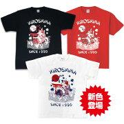 広島東洋カープ Tシャツ レッド・ネイビー・ホワイト
